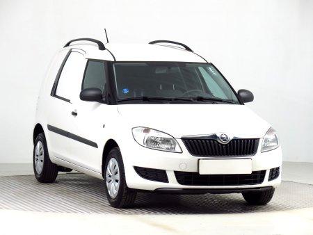 Škoda Roomster, 2015