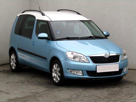 Škoda Roomster, 2011