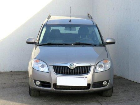 Škoda Roomster, 2009 - pohled č. 2