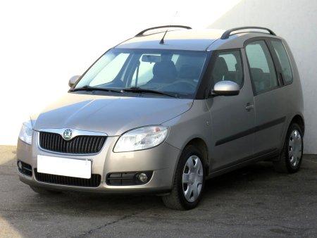 Škoda Roomster, 2009 - pohled č. 3