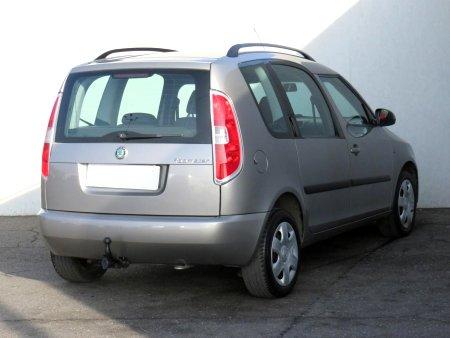 Škoda Roomster, 2009 - pohled č. 5