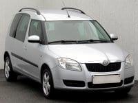 Škoda Roomster, 2010 - celkový pohled