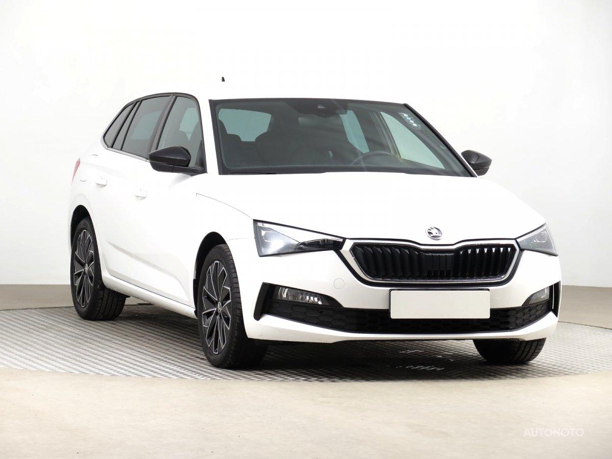 Škoda Scala, 2019 - celkový pohled