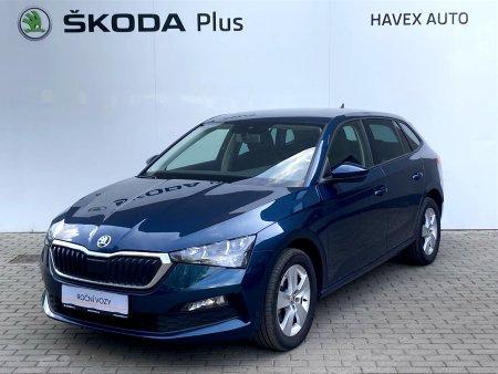 Škoda Scala, 2020