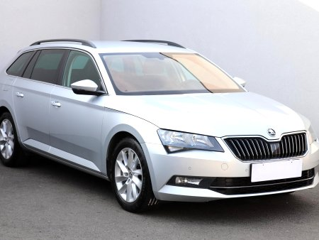 Škoda Superb III, 2016