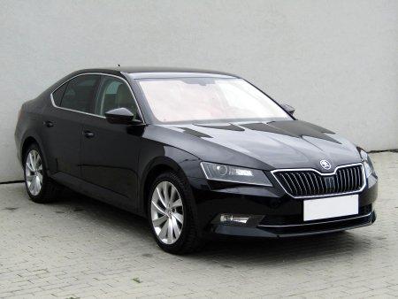 Škoda Superb III, 2015