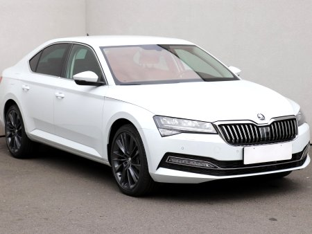 Škoda Superb III, 2020