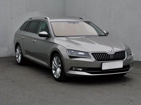 Škoda Superb III, 2016