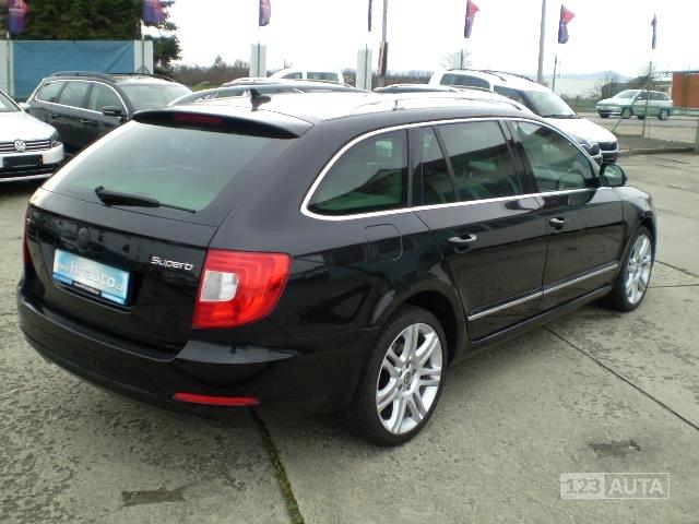 Škoda Superb, 2010 - pohled č. 5