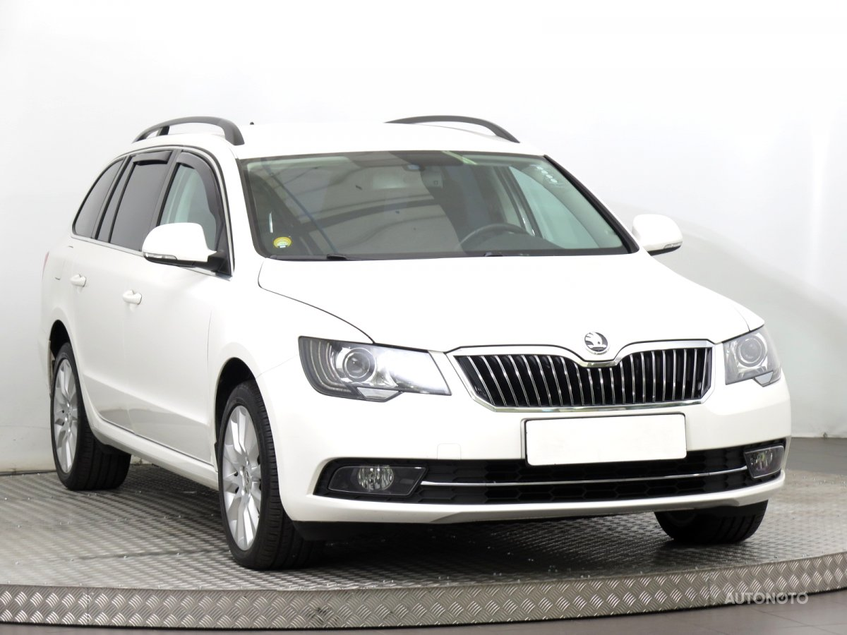 Škoda Superb,2015