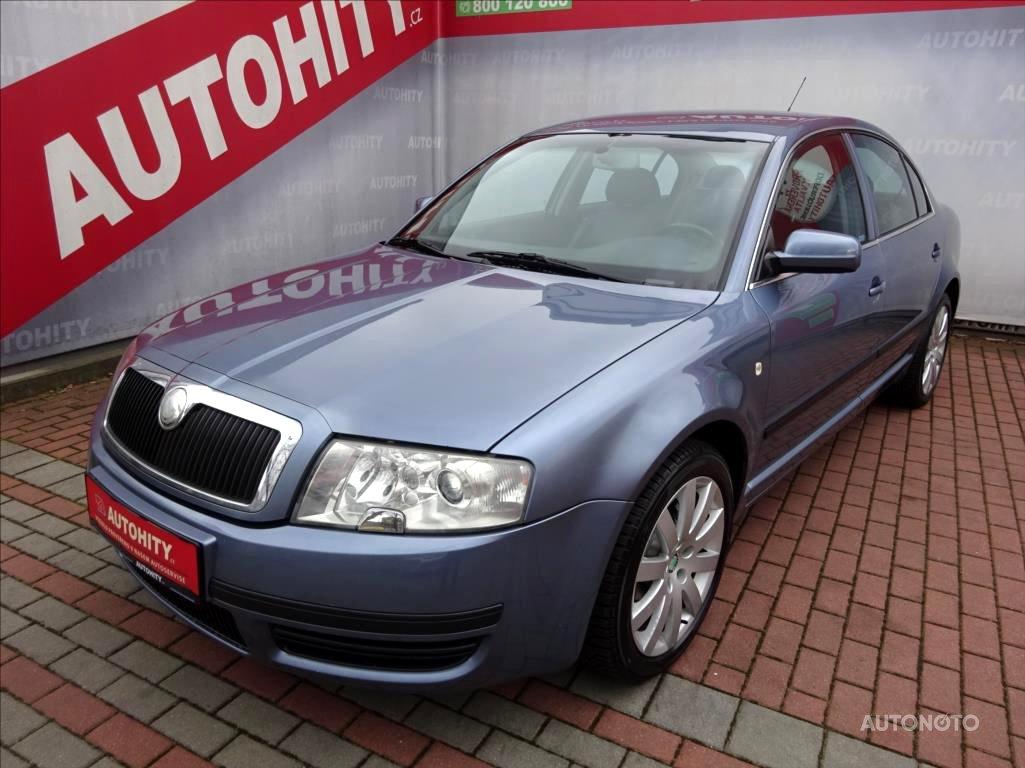 Škoda Superb, 0 - celkový pohled