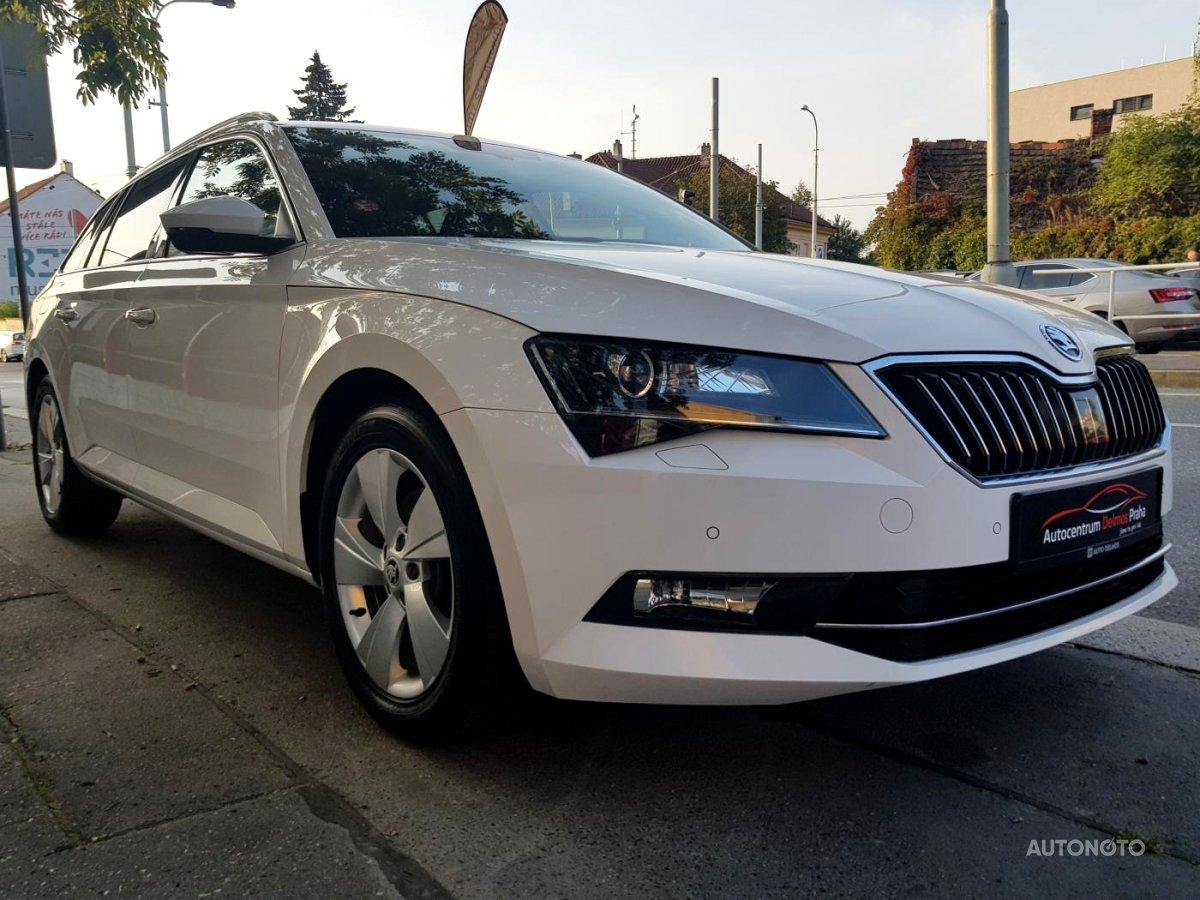 Škoda Superb, 2018 - celkový pohled