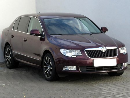Škoda Superb, 2010