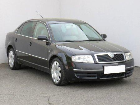 Škoda Superb, 2005