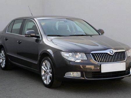 Škoda Superb, 2009