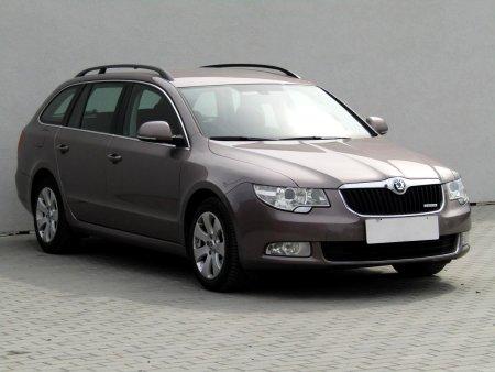 Škoda Superb, 2013
