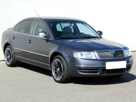 Škoda Superb, 2006