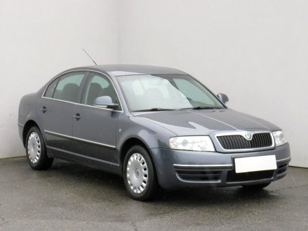 Škoda Superb, 2007