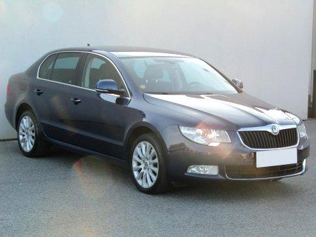Škoda Superb, 2012