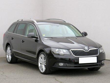 Škoda Superb, 2014