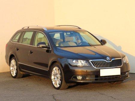 Škoda Superb, 2015