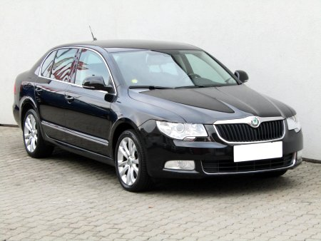 Škoda Superb, 2008