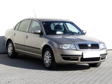 Škoda Superb, 2004
