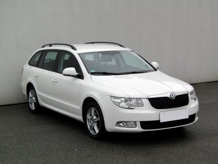 Škoda Superb, 2012