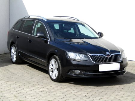 Škoda Superb, 2014