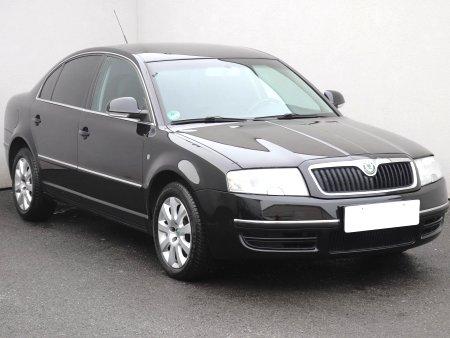 Škoda Superb, 2007