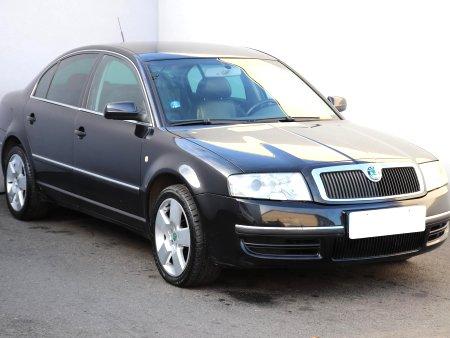 Škoda Superb, 2004