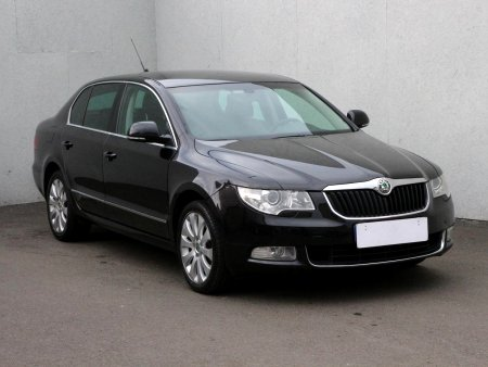 Škoda Superb, 2008