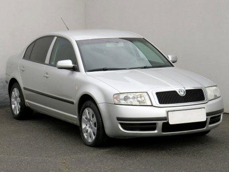 Škoda Superb, 2003