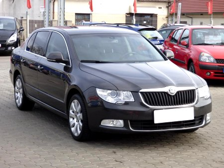 Škoda Superb, 2009