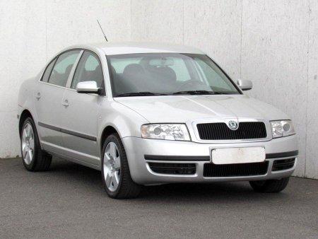 Škoda Superb, 2001