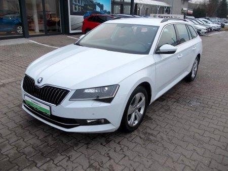 Škoda Superb, 2016