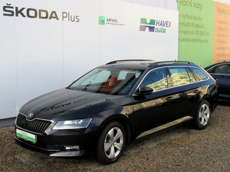 Škoda Superb, 2016