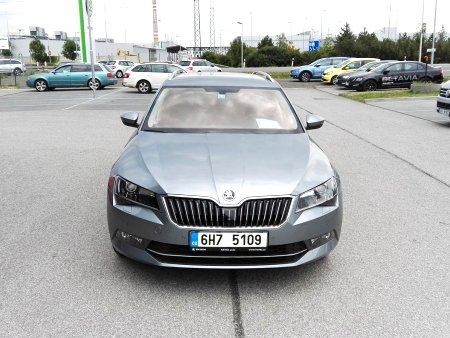 Škoda Superb, 2017