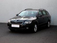 Škoda Superb II, 2013 - pohled č. 3