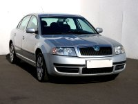 Škoda Superb, 2006 - celkový pohled