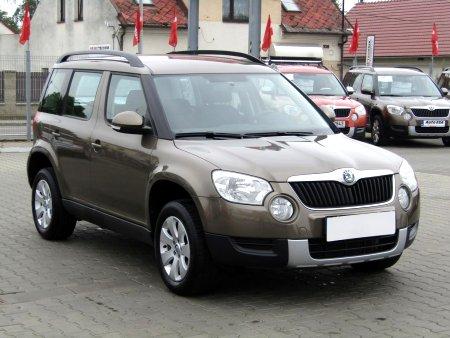 Škoda Yeti, 2011