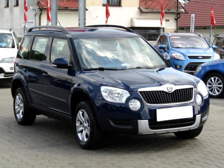 Škoda Yeti, 2010