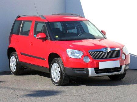 Škoda Yeti, 2009