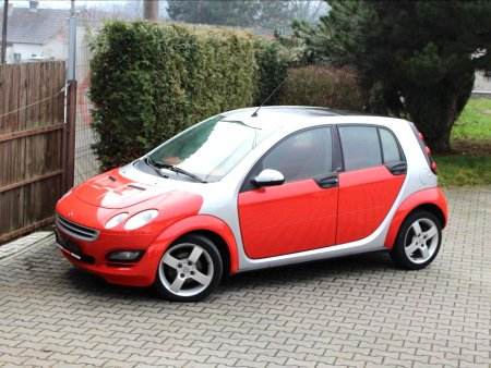 Smart Forfour, 2005