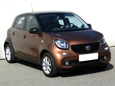 Smart Forfour, 2015