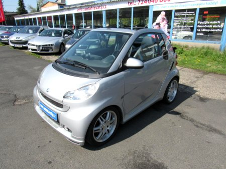 Smart Fortwo, 2009