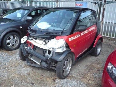 Smart Fortwo, 2003