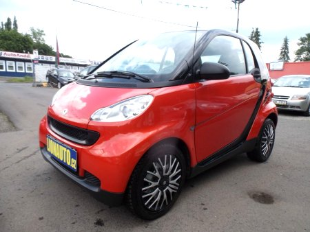 Smart Fortwo, 2007