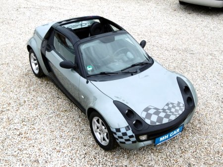 Smart Roadster, 2004
