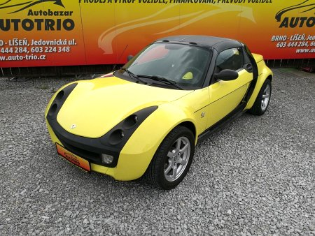 Smart Roadster, 2003